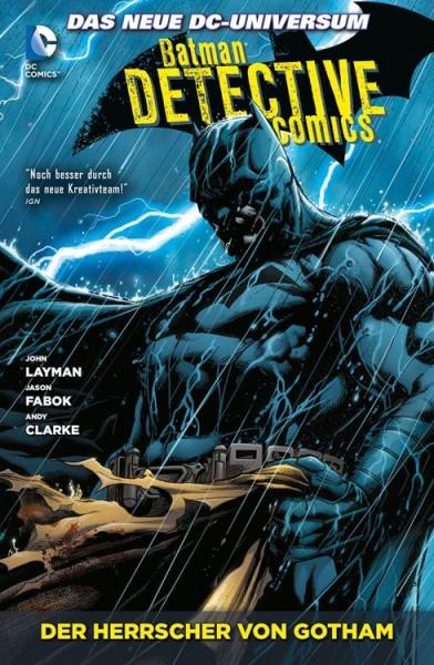 Batman Detective Comics 3: Der Herrscher von Gotham Cover