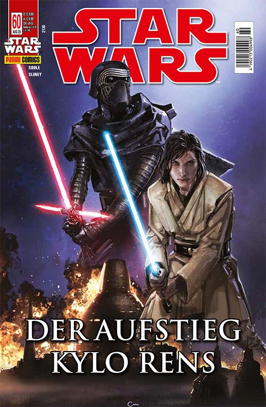 Star Wars 60 - Der Aufstieg Kylo Rens...
