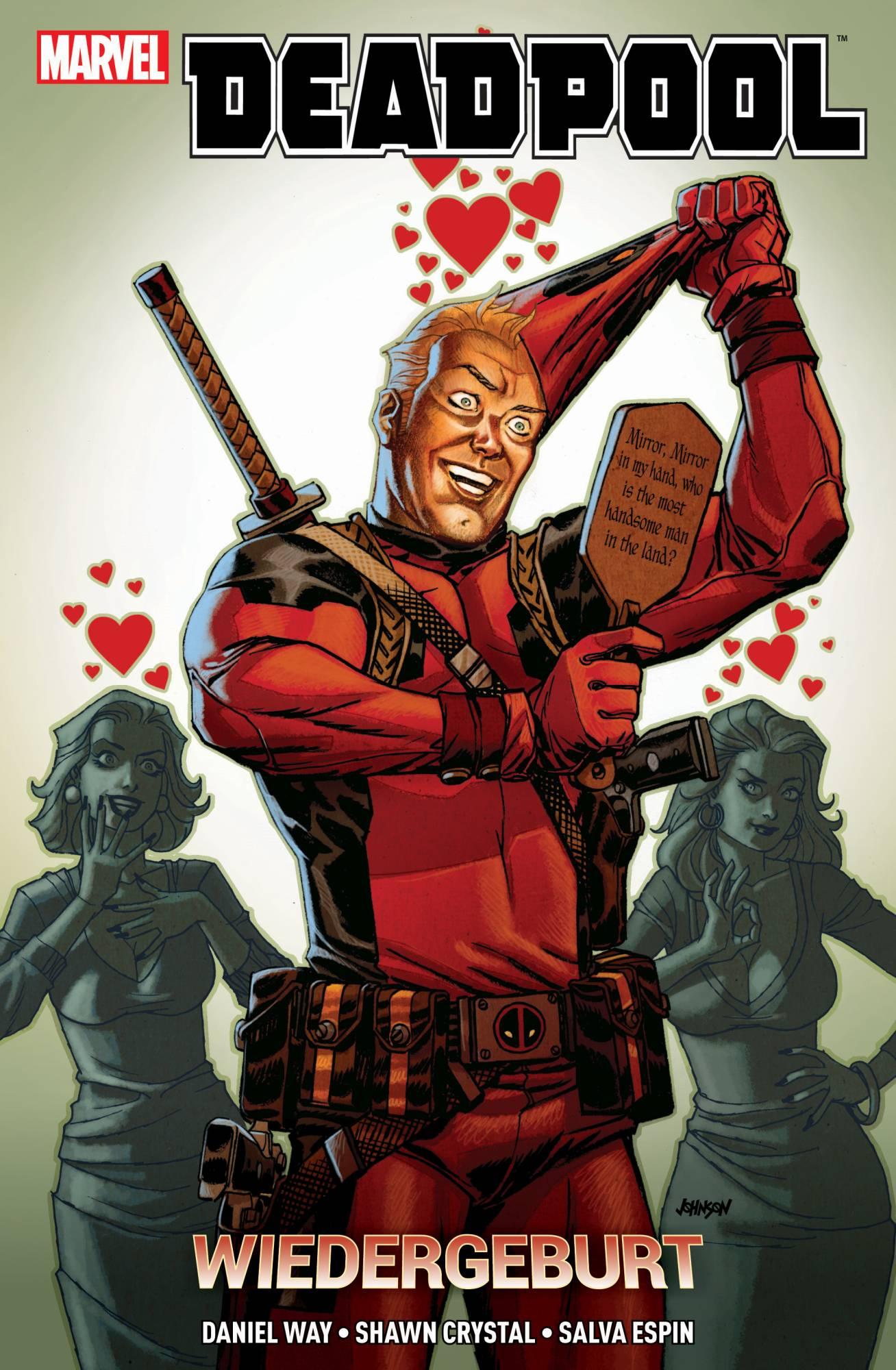 Deadpool: Wiedergeburt