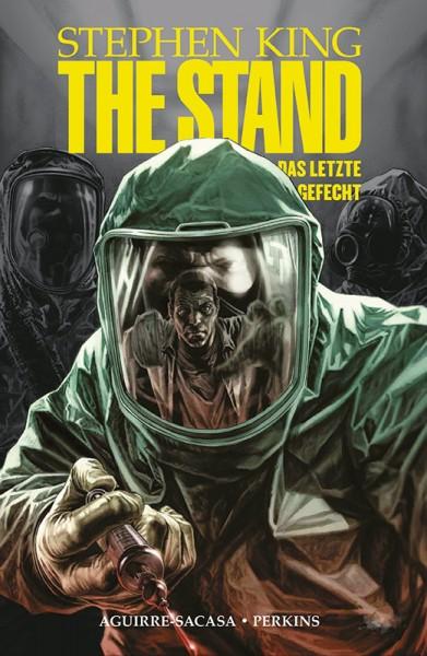 Stephen King: The Stand - Das letzte Gefecht 1 Cover