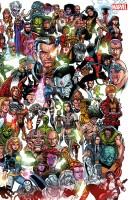 X-Men 6 Variant Cover