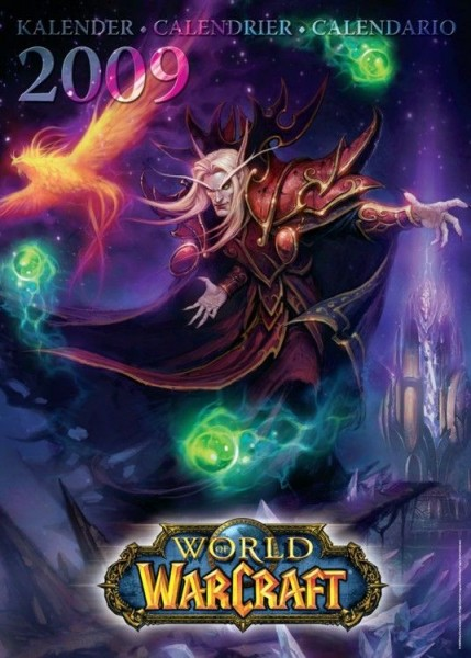 World of Warcraft - Artkalender (2009)