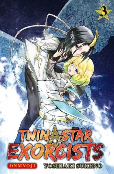 Twin Star Exorcists: Onmyoji 3