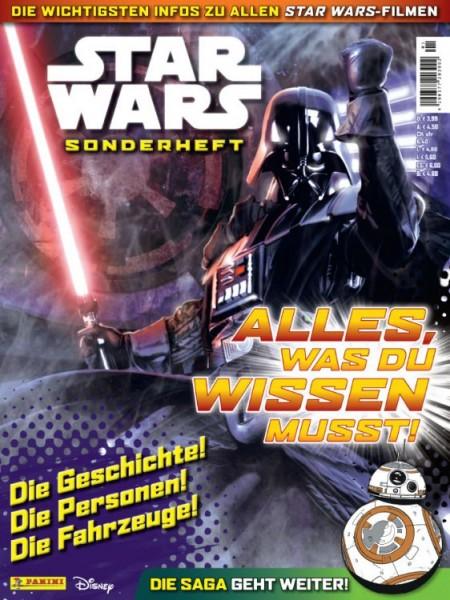 Star Wars Jedi Master Special 2015