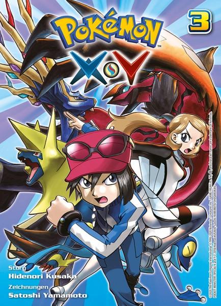 Pokémon - Sonne und Mond 3