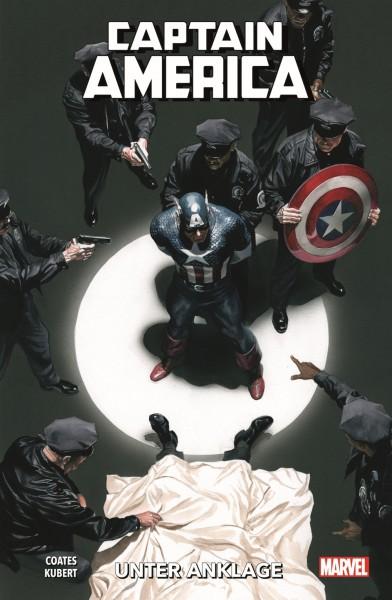 Captain America 2: Unter Anklage