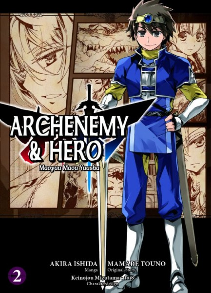 Archenemy & Hero 2: Maoyuu Maou Yuusha