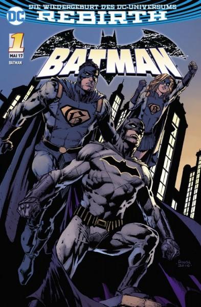 Batman 1 Variant A