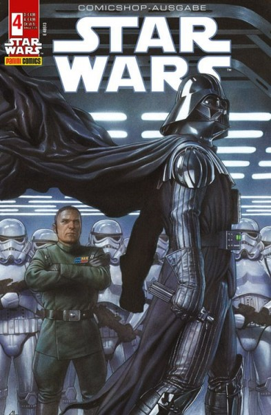 Star Wars 4: Darth Vader 1 - Comicshop-Ausgabe