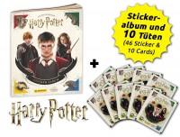 Harry Potter- Sticker und Cards - Schnupperbundle - Inhalt