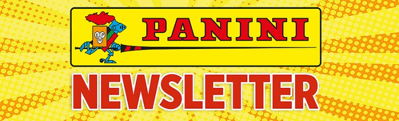 Panini Newsletter abonnieren