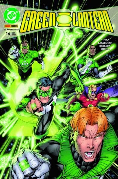 DC präsentiert 16: Green Lantern 5
