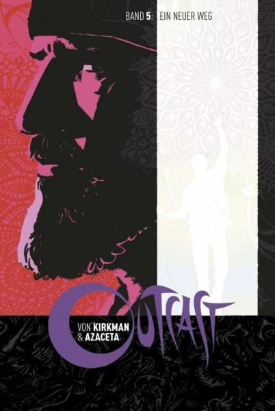 Outcast 5: Ein neuer Weg Cover