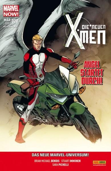 Die Neuen X-Men 20