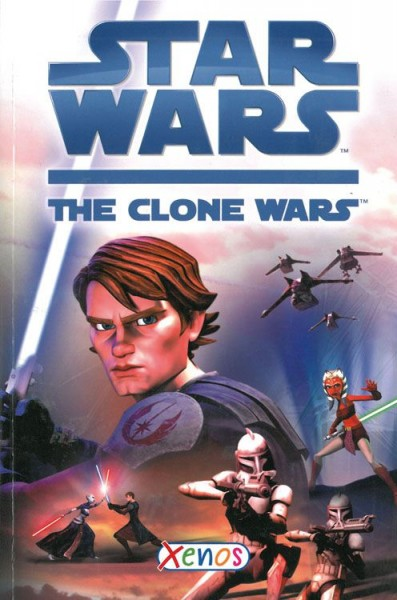 Star Wars: The Clone Wars - Jugendroman zum Kinofilm