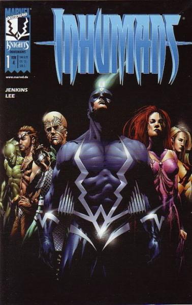 Inhumans 1