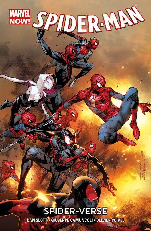 Marvel Now!: Spider-Man 9