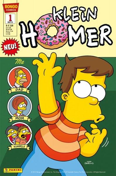 Simpsons Comics präsentiert: Klein Homer 1