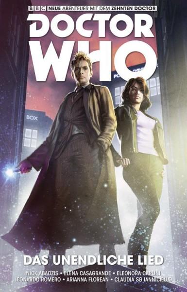 Doctor Who - Der zehnte Doctor 4 - Das unendliche Lied