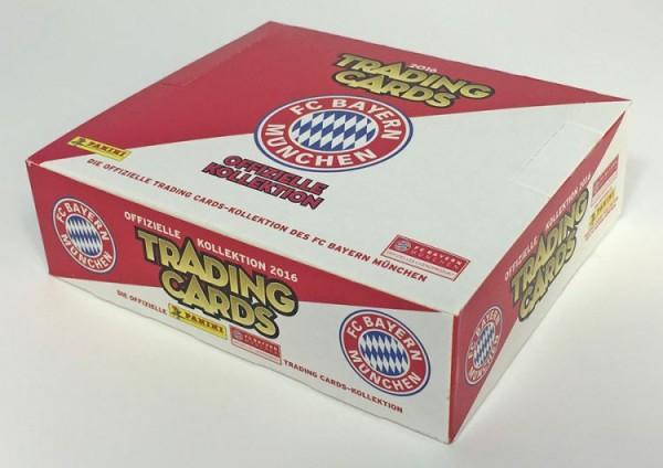 Bayern München Trading-Cards-Kollektion 2015/16 - Box mit 24 Tüten