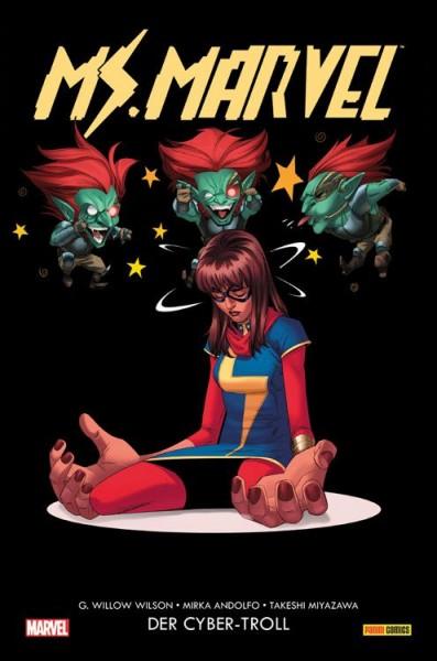 Ms. Marvel 3 - Der Cyber-Troll