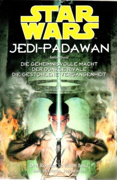 Star Wars - Jedi-Padawan Sammelband 1