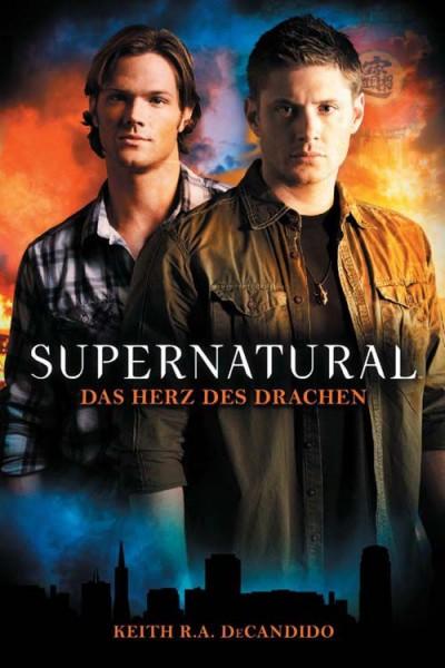 Supernatural 1: Das Herz des Drachen