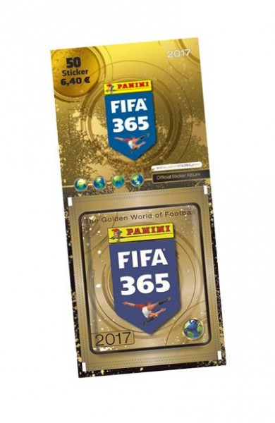 FIFA 365 2017 - Blister