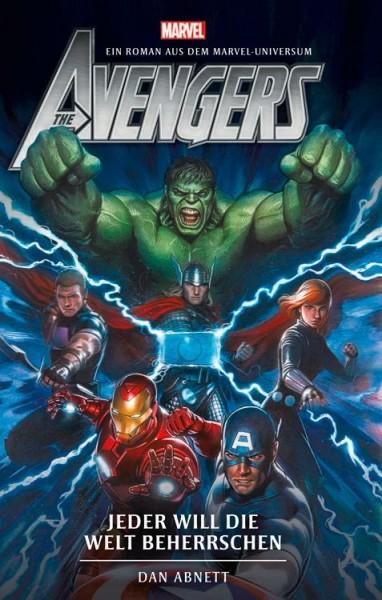 Avengers: Jeder will die Welt beherrschen