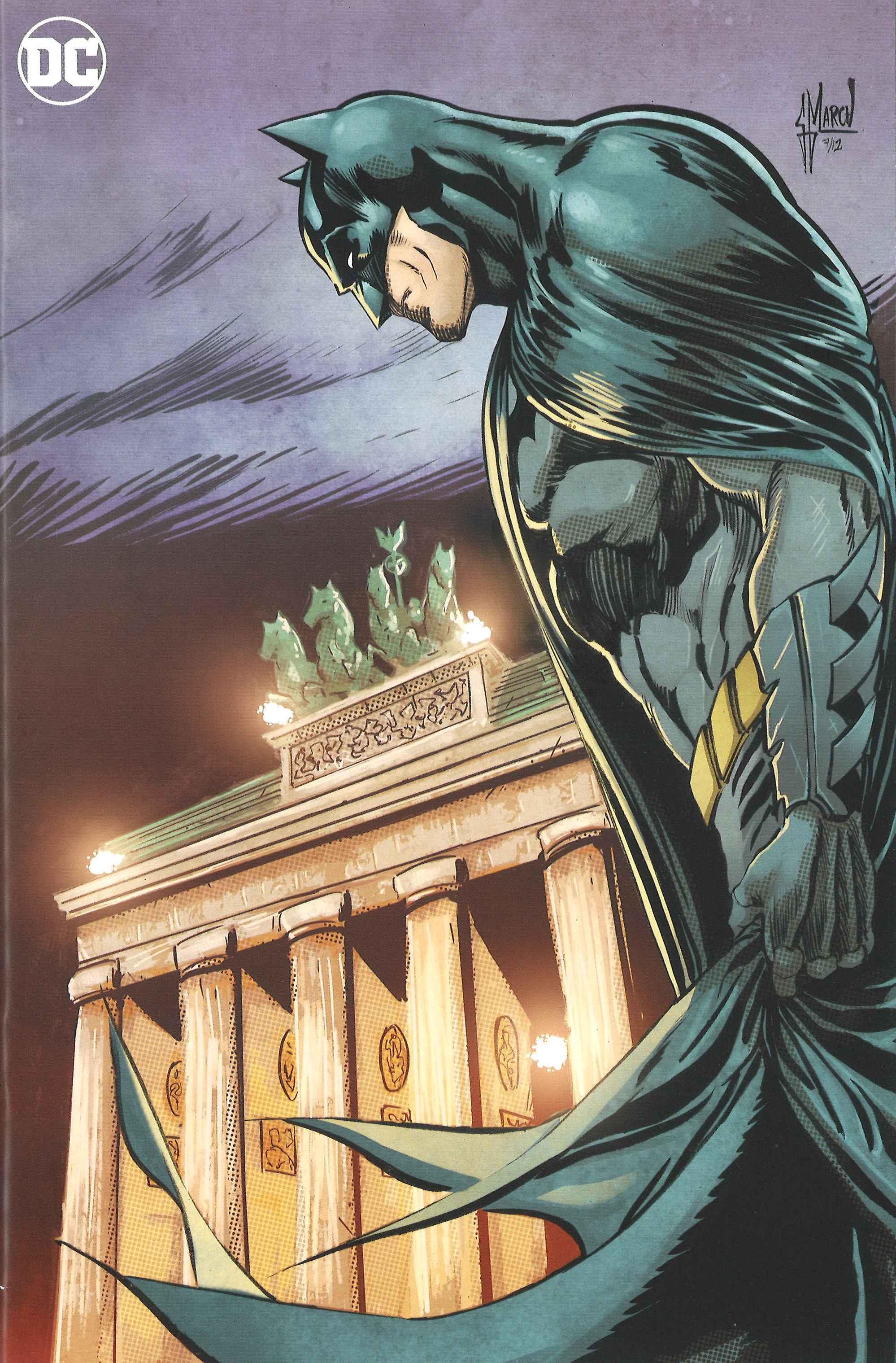 Batman 30: 30 Jahre Mauerfall Variant