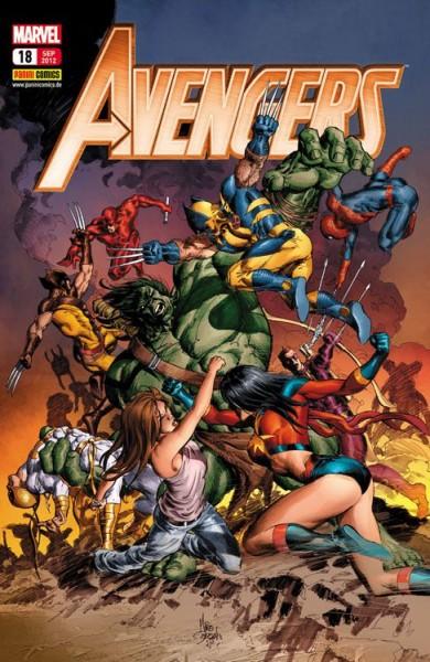 Avengers 18 (2011)