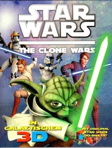 Star Wars: The Clone Wars - In Galaktischem 3D