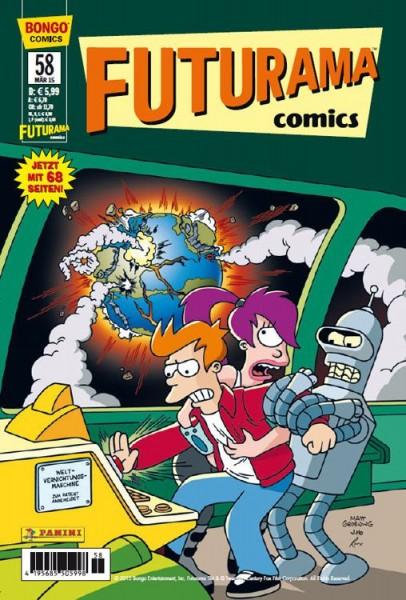 Futurama Comics 58