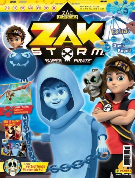 Zak Storm 03/19