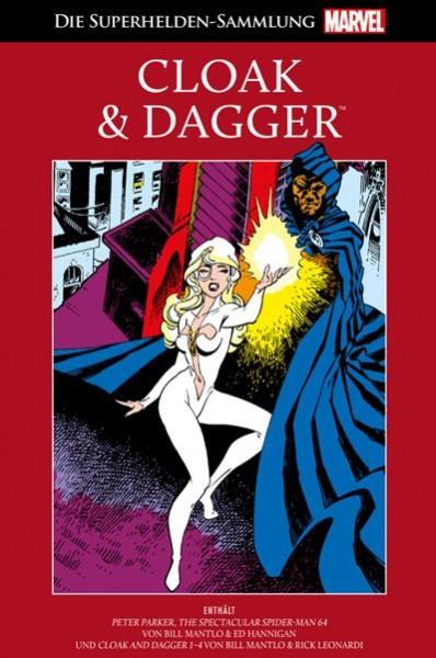 Die Marvel Superhelden Sammlung Band 52: Cloak & Dagger