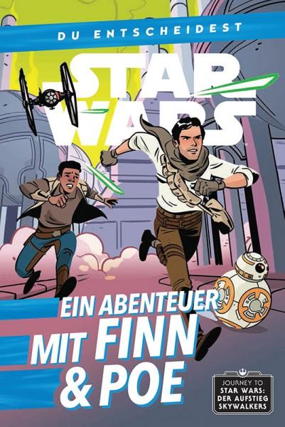 Star Wars: Du entscheidest - Ein Abenteuer mit Finn & Poe