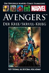 Hachette Marvel Collection 107 - Avengers - Der Kree/Skrull-Krieg