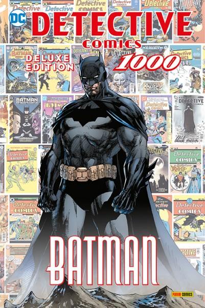 Batman: Detective Comics 1000 (Deluxe Edition) Cover
