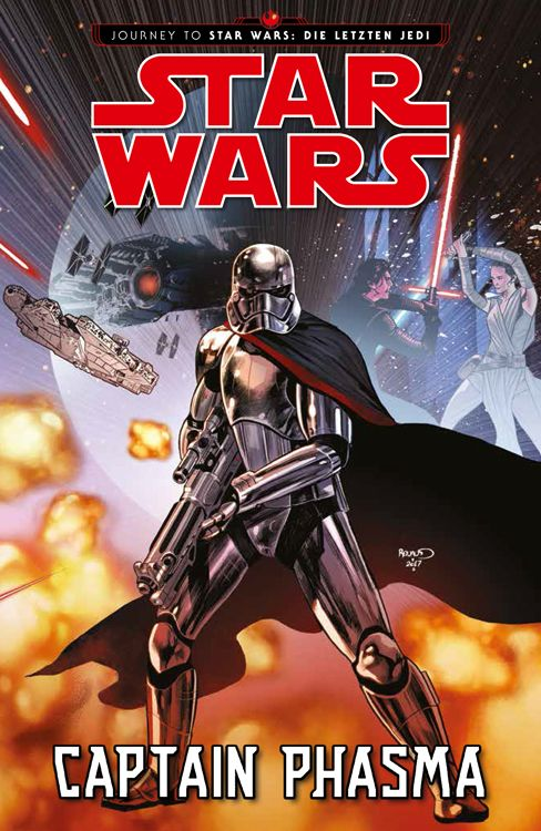 Star Wars: Captain Phasma (Journey To...