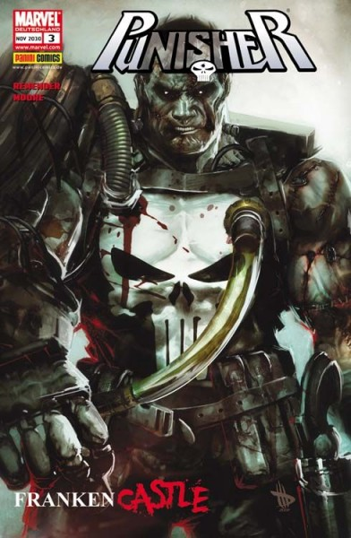 Punisher 3 - Frankencastle