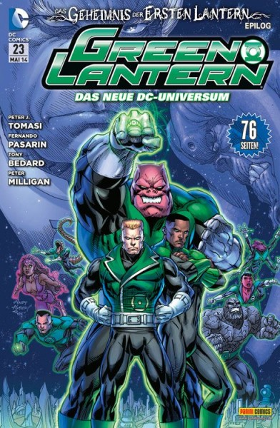 Green Lantern 23