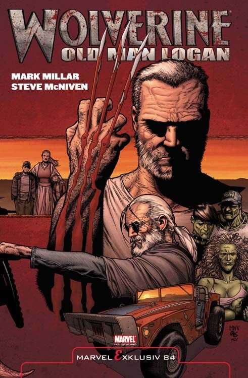 Marvel Exklusiv 84: Old Man Logan