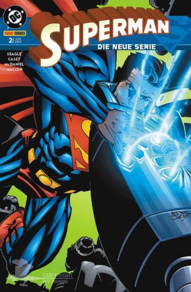 Superman: Die neue Serie 2