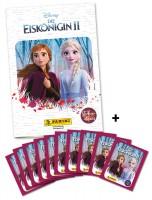 Disney: Die Eiskönigin 2 – Sticker und Trading Cards – Schnupperbundle