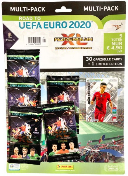 Road To UEFA Euro 2020 Adrenalyn XL - Multipack