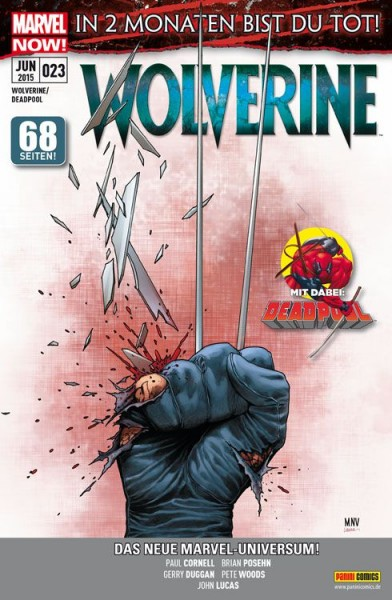 Wolverine/Deadpool 23