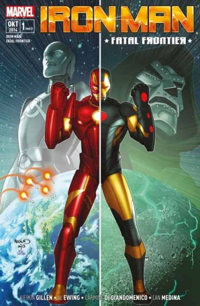 Iron Man: Fatal Frontier 1