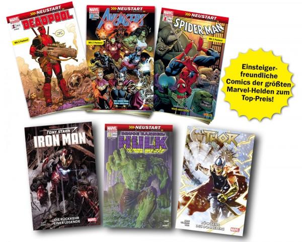 Marvel Comics: Starter-Bundle