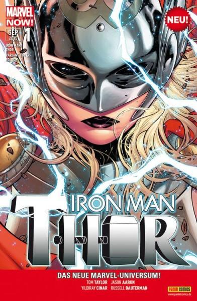 Iron Man/Thor 1 Variant A