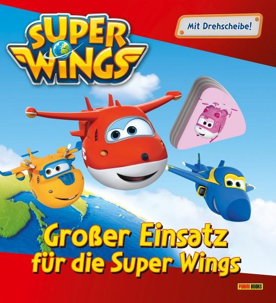 Super Wings - Großer Einsatz für die Superwings!
